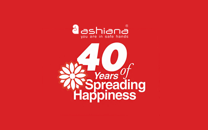 Your Comfort Our Priority- Ashiana Housing