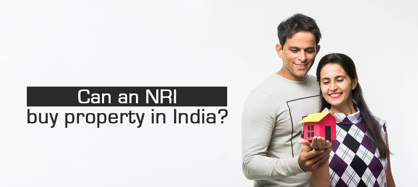 Can an NRI buy property in India