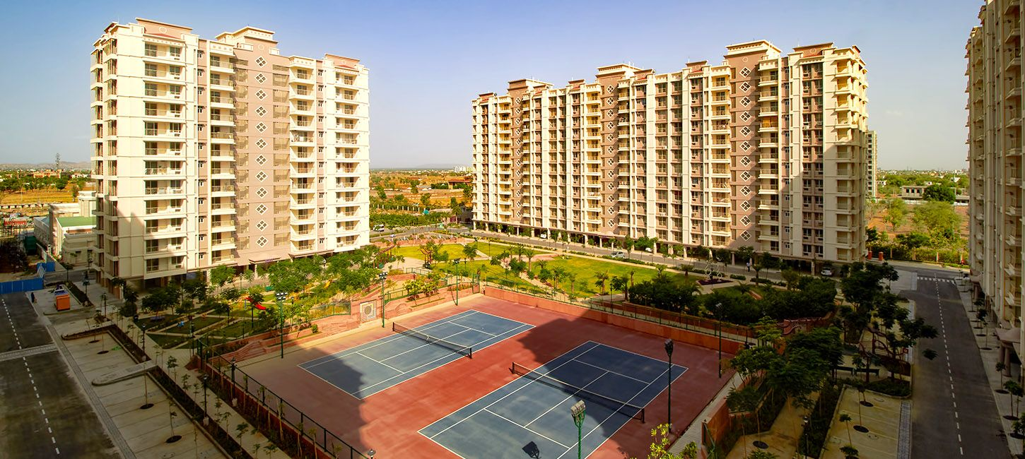 Apartment Living In Jaipur The New Idea Of An Indian Home
