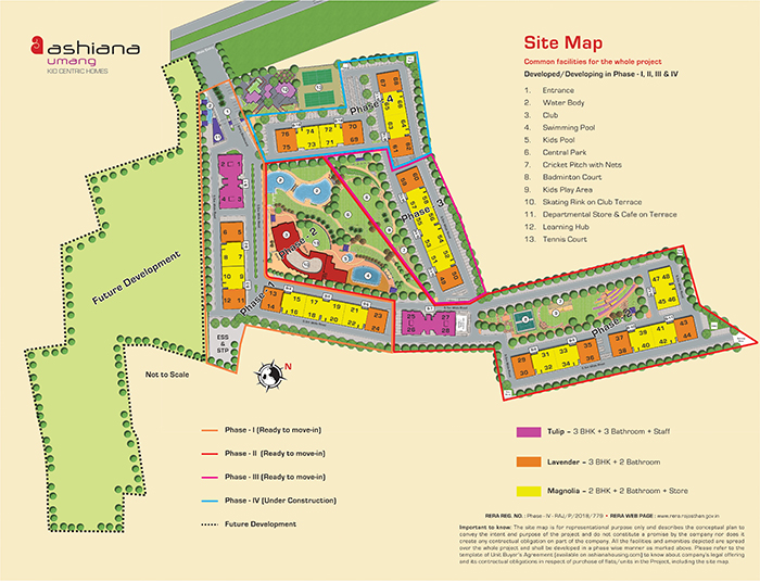 India's 1st Kid Centric Homes In Ajmer Road Jaipur